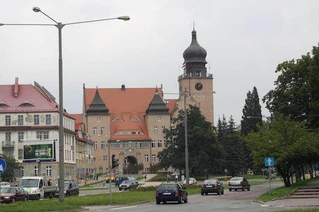 Elbląski ratusz - full image