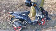 Młodzi motorowerzyści sprawcami dwóch wypadków w Baranowie i Dylewie
