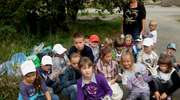 Dzieci sprzątają świat