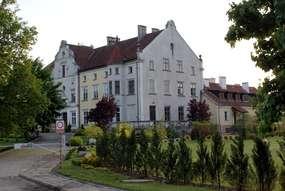 Pałac w Łabędniku