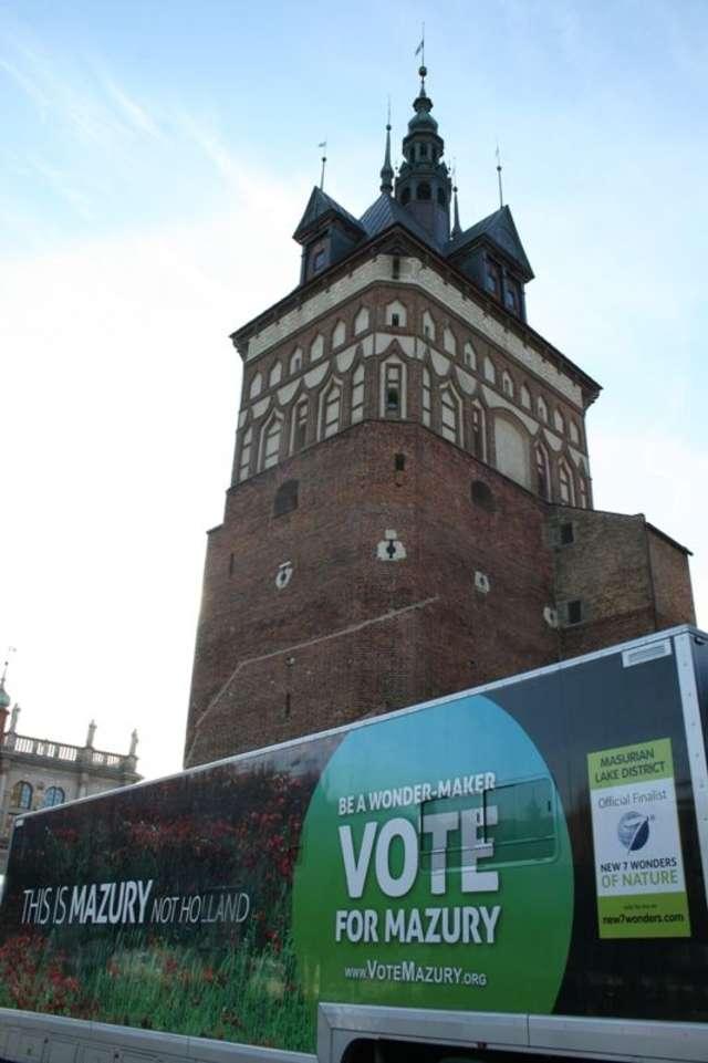 Zobacz jak Gdańsk głosuje na Mazury - full image
