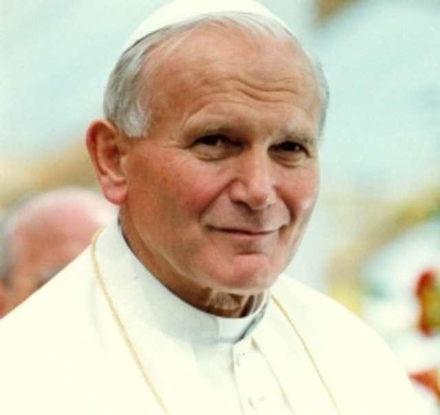 Jan Paweł II - full image