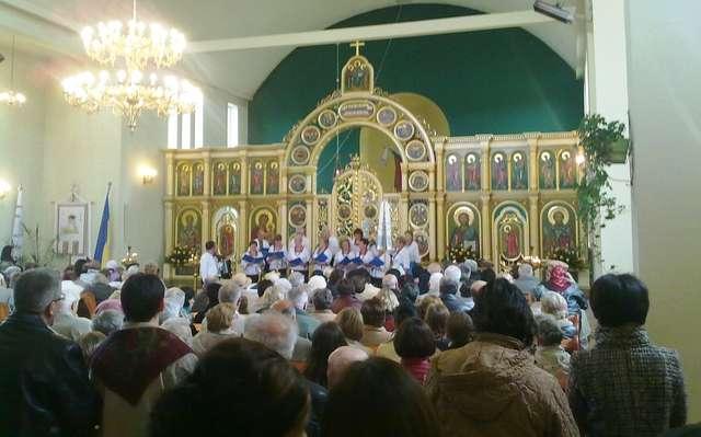 Cerkiew w Olsztynie - full image