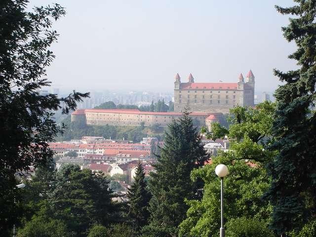 Zamek w Bratysławie - full image