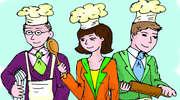 Dobry kucharz pracę znajdzie
