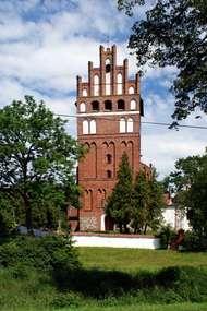 Kościół w Wozławkach z XIV wieku