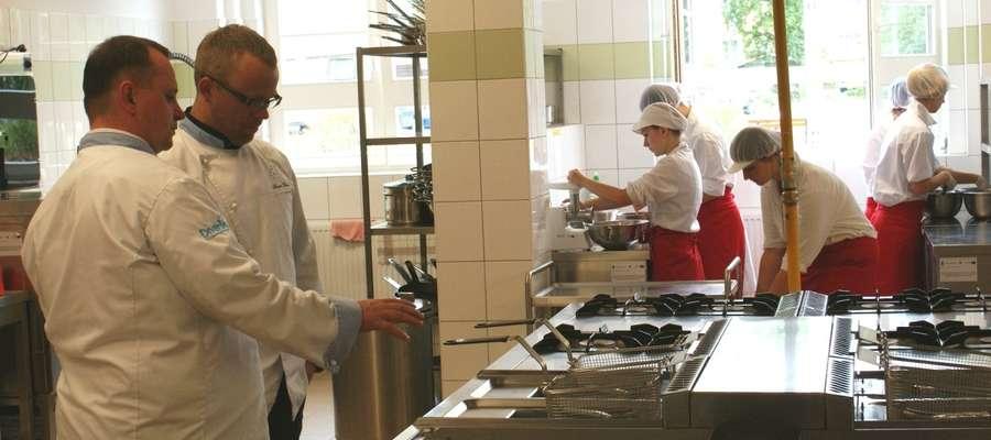 Pracownia w Zespole Szkół Gospodarczych w Elblągu