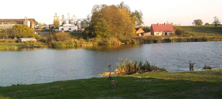 Krasin, gmina Pasłęk