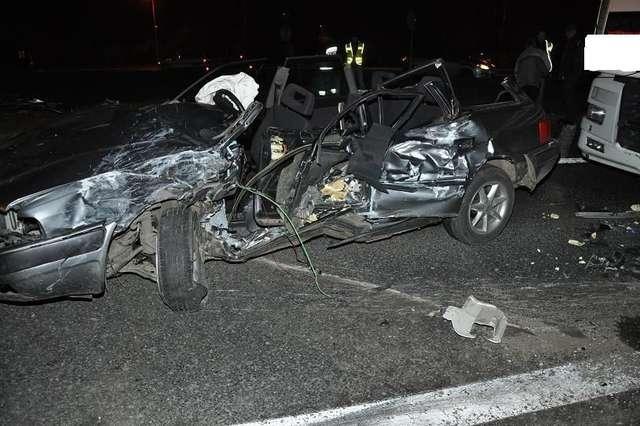 Wypadek na siódemce w Ostródzie. Zginął 24-latek - full image
