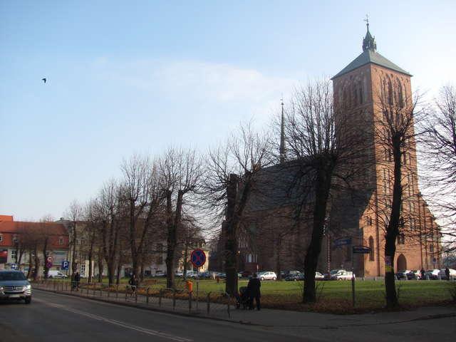 Bazylika Mniejsza pw. Św. Katarzyny - full image