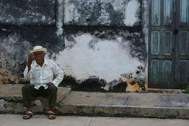 Prawdziwy Meksyk można zobaczyć w prowincjonalnych, małych miasteczkach i wioskach. - full image