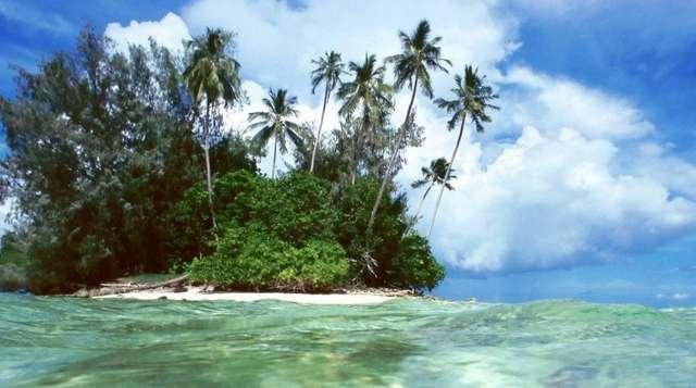 Znikające wyspy - full image