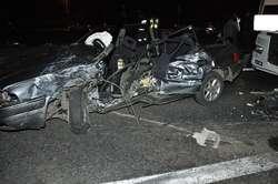 Wypadek na siódemce w Ostródzie. Zginął 24-latek