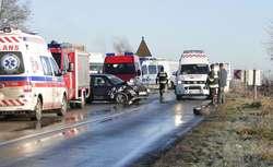 Wypadki na drogach. 5 osób rannych, w tym dziecko. Zdjęcia!