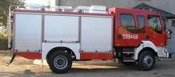 Krzynowłoga Mała zakupiła wóz strażacki za ponad 805 tysięcy złotych