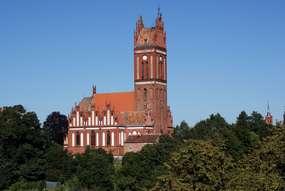 Kościół pw. św. Apostołów Piotra i Pawła w Pieniężnie