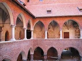 Lidzbark Warmiński, zamek biskupów warmińskich