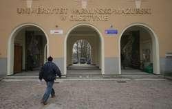 Uniwersytet dostał Łyński Młyn