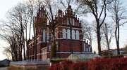 Kościół z XIX wieku w Dywitach