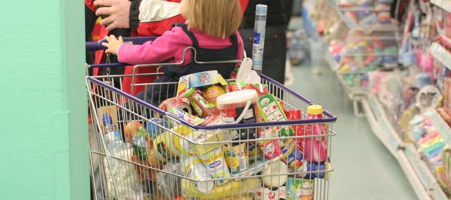 Świąteczne zakupy to znaczny obciążenie dla budżetu przeciętnego olsztyniaka