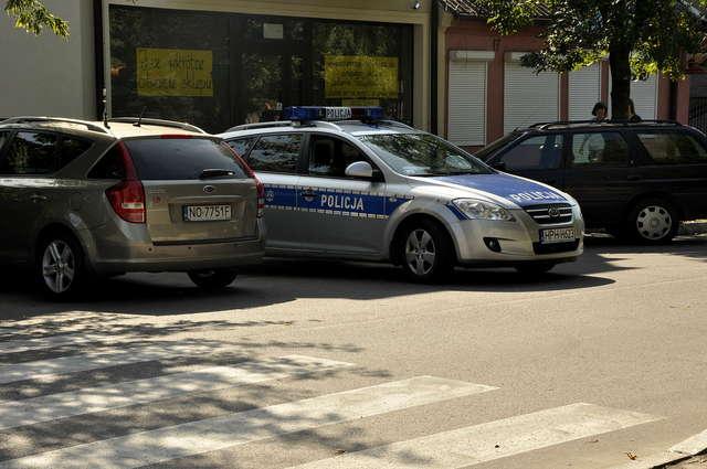 Policja może być wszędzie - full image