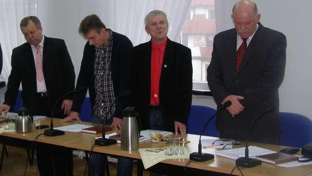 Krzysztof Skurczyński - pierwszy z lewej - full image