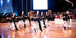 Elbląscy tancerze mają za sobą bardzo udany rok