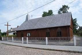Kościół Matki Bożej Królowej Polski w Farynach