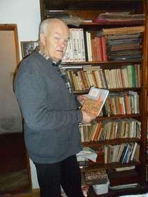 W tej książce jest rozdział, poświęcony mojej skromnej osobie - mówi ze wzruszeniem Wojciech Skarżyński
