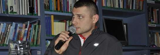 Tomasz Szewczak zdobył kolejny medal mistrzostw Europy.