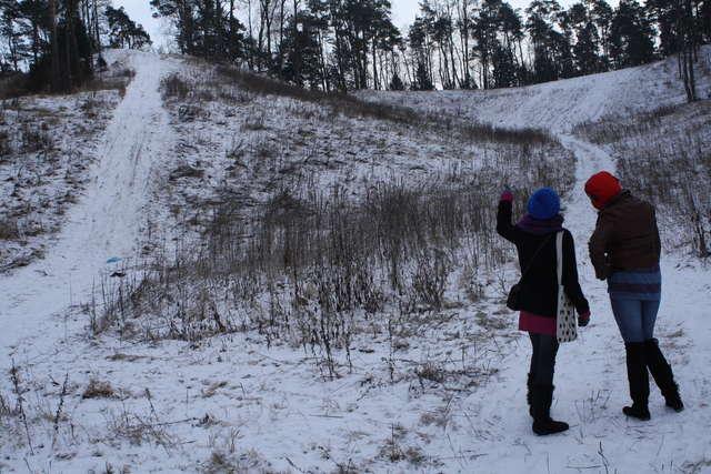 Czy Góra Krzyżowa ruszy 10 lutego 2012? - pytają mieszkańcy - full image