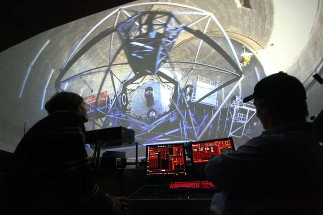 Ferie 2020 w Olsztyńskim Planetarium i Obserwatorium Astronomicznym - full image