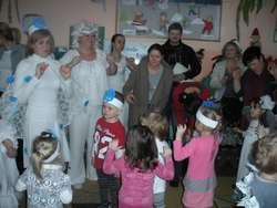 Ostatni bal karnawałowy w Przedszkolu w Olecku