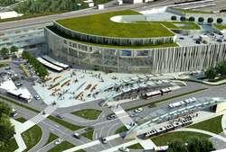 Oto dworzec marzeń. W Olsztynie będzie... w 2014 roku? Zdjęcia!