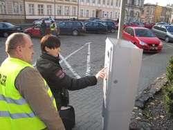 Od kilku miesięcy na nowomiejskim rynku obowiązują bilety z parkomatów