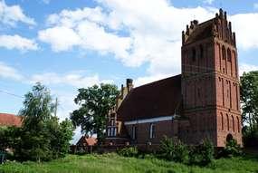 Kościół pw. Świętej Anny w Sokolicy