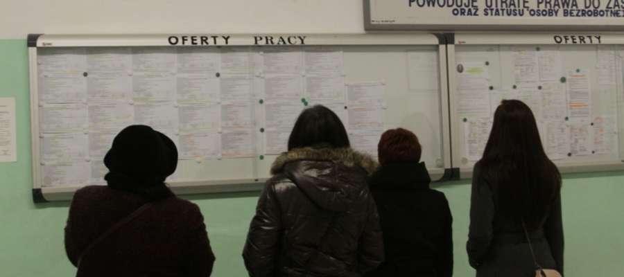 PUP w Elblągu otrzymał na aktywizację bezrobotnych 30 procent tego, co w 2010 roku