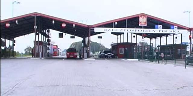 Przejście graniczne w Bezledach - full image
