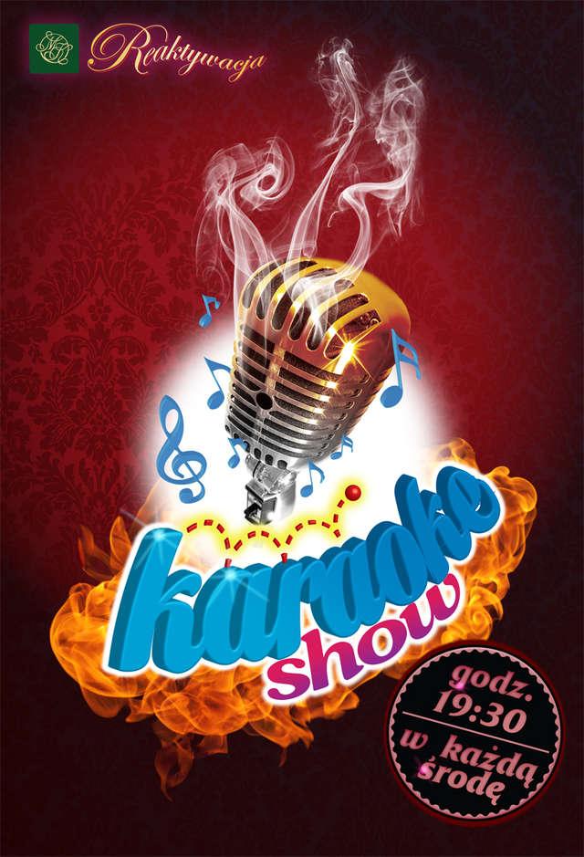 Karaoke show. zapraszamy do klubu reaktywacja - full image
