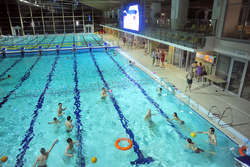 Dzień przed Elemental Triathlon Olsztyn 2013 w olsztyńskiej Aqasferze odbędzie się trening pływacki.