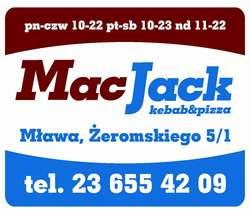 Mac Jack Kebab & Pizza
