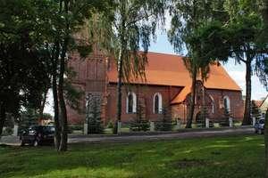 Srokowo: kościół z początku XV wieku