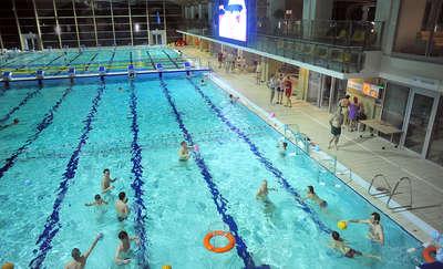 W weekend mistrzostwa i utrudnienia w olsztyńskiej Aquasferze