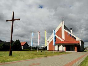 Kościół pw. Św. Brata Alberta Chmielowskiego w Bratianie
