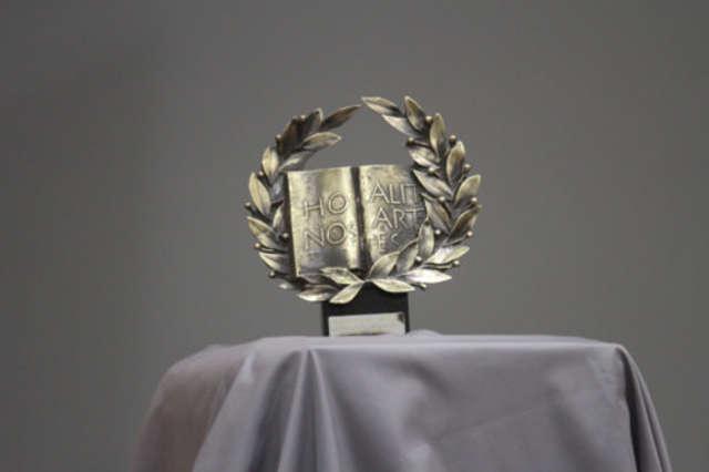 Poznaj nominowanych do Literackiej Nagrody Wawrzyn. Gala już 18 maja! - full image