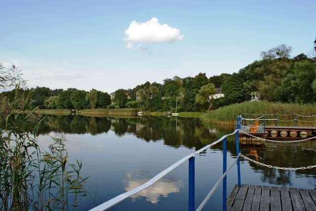Jezioro Gielądzkie na szlaku Krutyni - full image