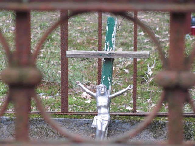 Ruciane-Nida; cmentarz ewangelicki i kwatera wojenna w Nidzie - full image