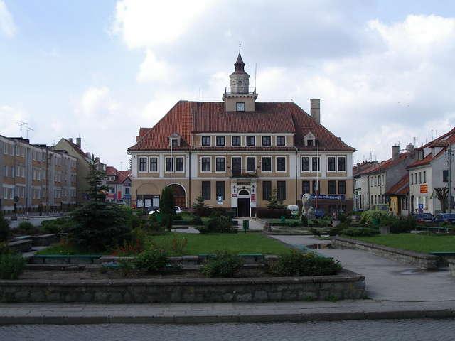Ratusz w Olsztynku wzbogaci się o muzeum miasta - full image