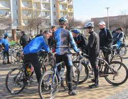 Elbląscy rowerzyści