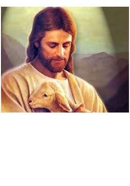 Jeden z popularnych wizerunków Dobrego Pasterza.
